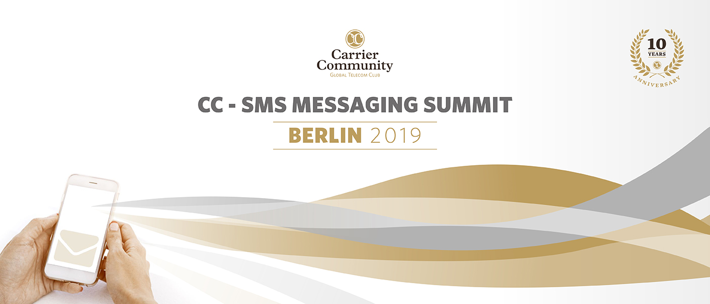 CC - SMS Messaging Summit 2019